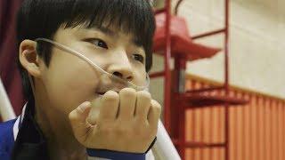 14년째 산소통 달고 사는 내 아이
