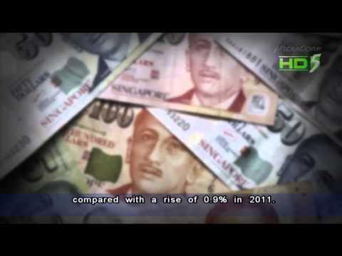 Smaller wage rises seen in 2012 - 05Jun2013