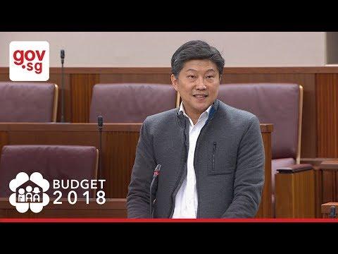 Exchange between Min Ng Chee Meng & MP Low Thia Khiang on Budget 2018