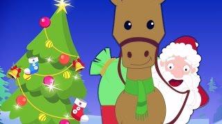 Jingle cloches | Chanson De Noël | enfants chansons | Music For Kids | Children Songs | Jingle Bells