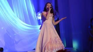 Елена Ахмерова с песней на испанском языке из сериала
