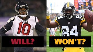 5 NFL Wide Receivers that WILL Win a Super Bowl and 5 that WON'T