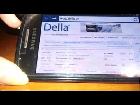 Оплата услуг Della в Казахстане и не только через webmoney