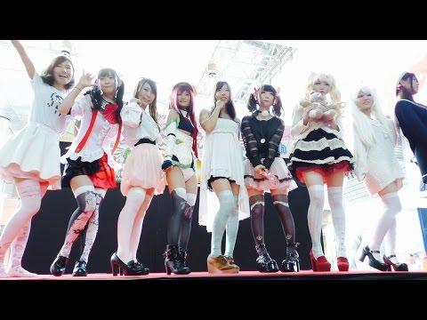 絶対領域 ニーハイファッションショー・神戸ぽっぷカルチュアーフェスティバル 4th