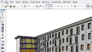 Экспорт модели ArchiCAD в формат STL
