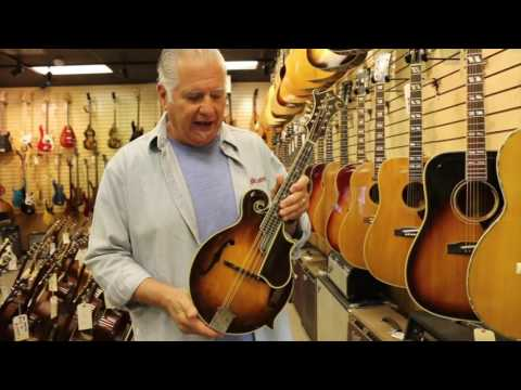 1923 Gibson Lloyd Loar F-5 Mandolin at Norman's Rare Guitars