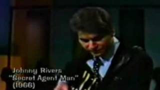 JOHNNY RIVERS - Secret Agent  Man 1966