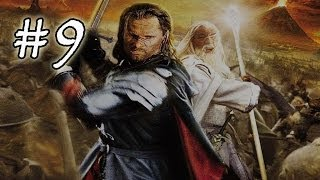 The Return of the King Gameplay | Part 9 - Black Gates