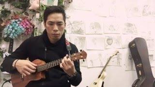 山林道(full version)–謝安琪(Kay Tse)–烏克麗麗獨奏曲ukulele solo