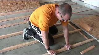 Level Floor Garage Gym, Level Garage Floor For Gym