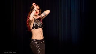 Diana Star performs in FISSION an Exploration of Movement at T…