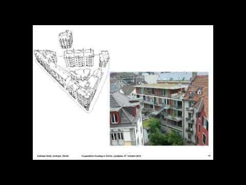 "Andreas Hofer - ""Collaborative Ways of Thinking Housing and a Sustainable Future"""