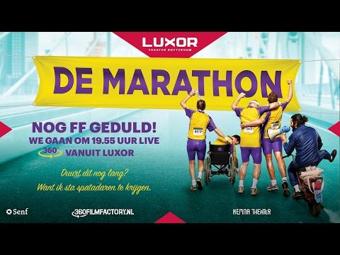 Livestream 360 - Luxor Marathon Run