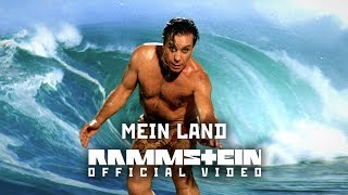 Watch Rammstein Mein Land video