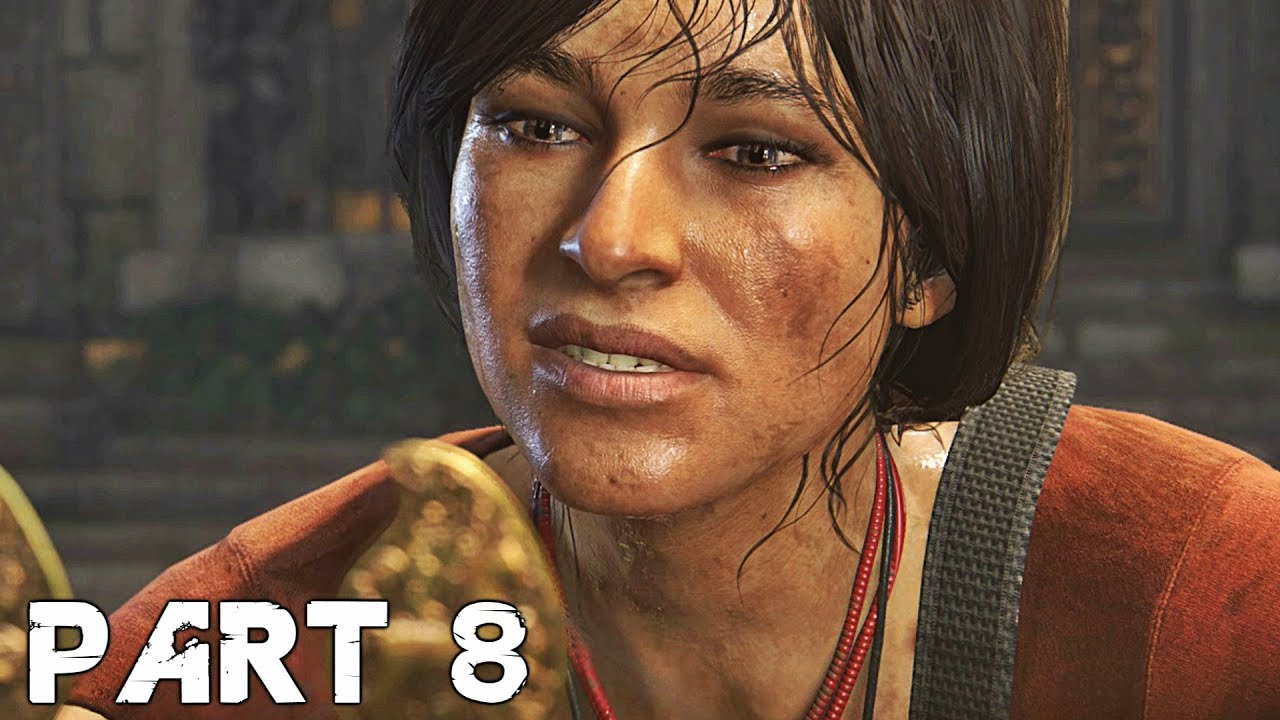 UNCHARTED THE LOST LEGACY Walkthrough Gameplay Part 8 ...