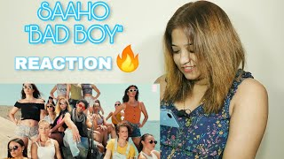 Saaho: Bad Boy Song   Prabhas, Jacqueline Fernandez   Badshah, Neeti Mohan   Reaction
