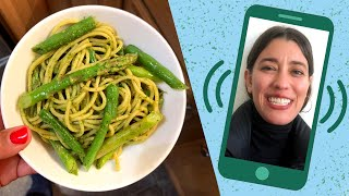 Can This Chef Create A Recipe From My Pantry & Fridge? • Tasty