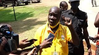 Violence at NRM electoral commission