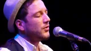 Matt Cardle - Hallelujah - The Lowry, Manchester - 20/5/2015