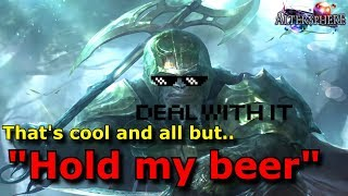 Forest Defender doing work! [Shadowverse]