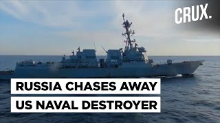Did US Naval Destroyer Try To Violate Russian Waters During China-Russia Sea Drill?