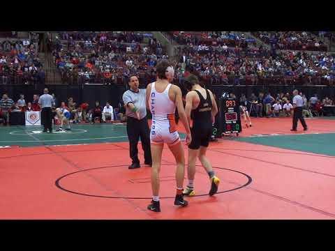 126 3rd, Matthew Taylor, Ahsland vs Jeffrey Thomas, St Paris Graham