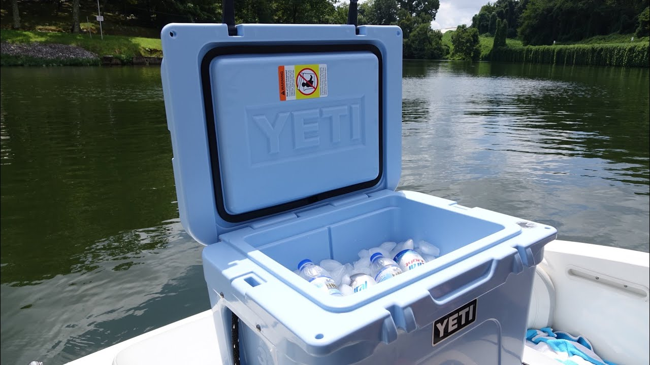 Yeti Tundra 35 Review