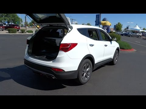 Larry Miller Hyundai Albuquerque >> 2015 Hyundai Santa Fe Sport Albuquerque, Rio Rancho, Santa Fe, Clovis, Los Lunas, NM 15526 - YouTube