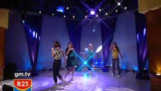 Girls Aloud - Jump (GMTV 2003)