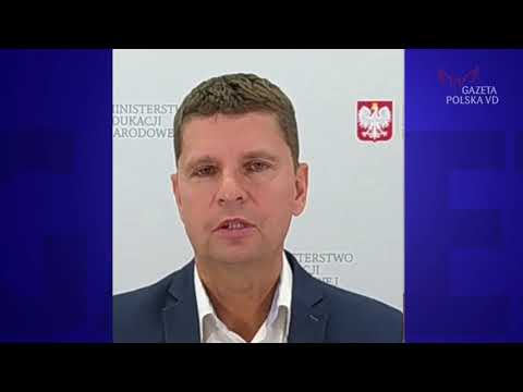 Minister Dariusz Piontkowski o pretensjach prezydenta Trzaskowskiego