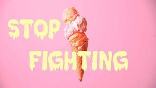 "Giant Panda Guerilla Dub Squad - ""Stop Fighting"" (LYRIC VIDEO)"