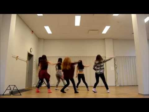 Pitbull feat. Trina & Young Boss - Go Girl [Dance cover by Avalanche]