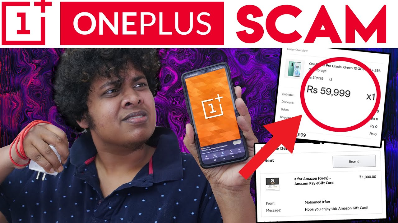 ONE PLUS 8 Pro Scam - Frustrated With The Service