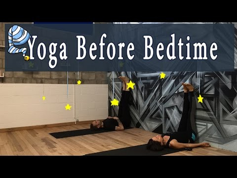 Yoga for Bedtime - for all levels