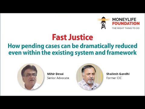 Discussion on Judicial Pendency