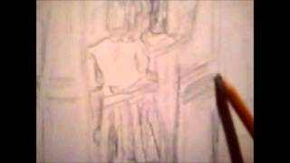 Drawing Lucy Pevensie (The Chronicles of Narnia)