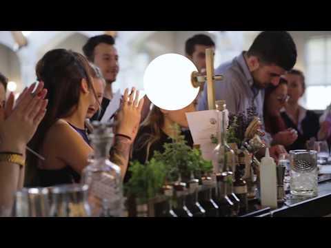"""Making of"" Summer Drinks Menu at Meister Bar/German Gymnasium London"
