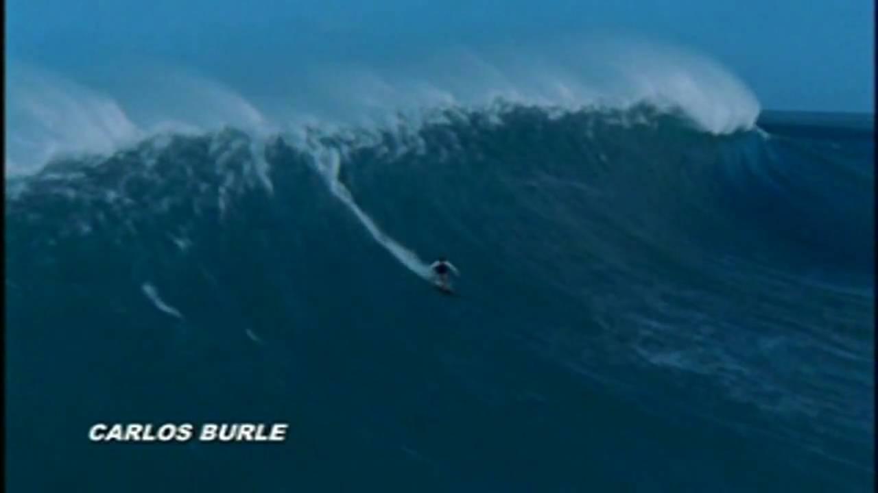 Surf un tsunami