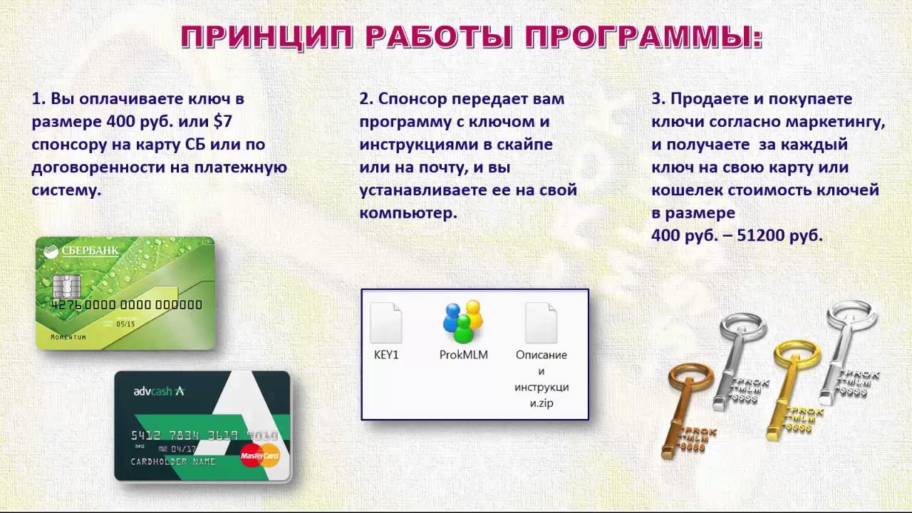 Программа ProkMLM Программа для быстрого заработка в Интернете|программы автоматический заработка быстрый