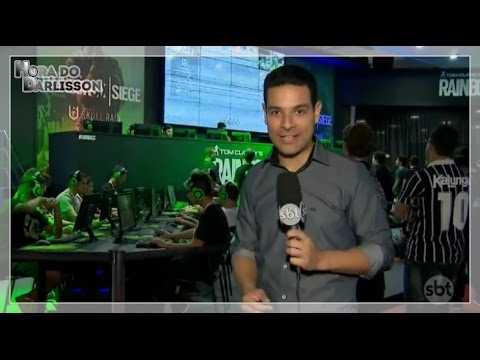 São Paulo Recebe a Maior Feira de Games da América Latina - Darlisson Dutra - 02/09/2016