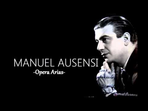 MANUEL AUSENSI - ARIAS DE OPERA