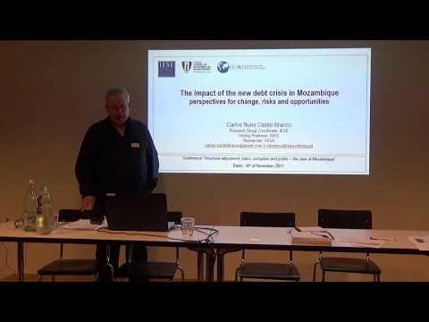 Carlos Nuno Castel-Branco: The Impact of the New Debt Crisis in Mozambique (part 1)