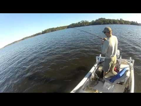 Lake Talquin 12-18-12 Channel Cats
