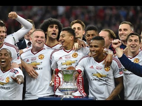 [HD] FA CUP FINAL Crystal Palace vs Manchester United Full Match Highlights 21/5/2016