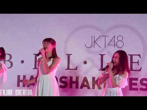 (Melocam)jkt48-'Karena Kau Ada Untukku'@HS Believe Kuncit(02-12-17) stand tengah