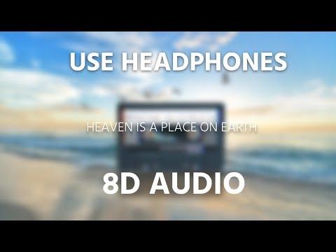 Belinda Carlisle - Heaven Is A Place On Earth | 8D AUDIO 🎧