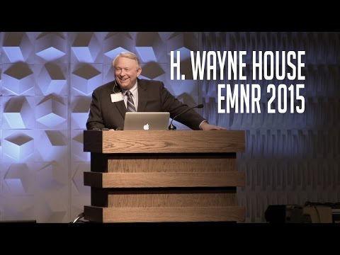 Dr. H. Wayne House: Myth Taken, The Historical Reliability of the New Testament