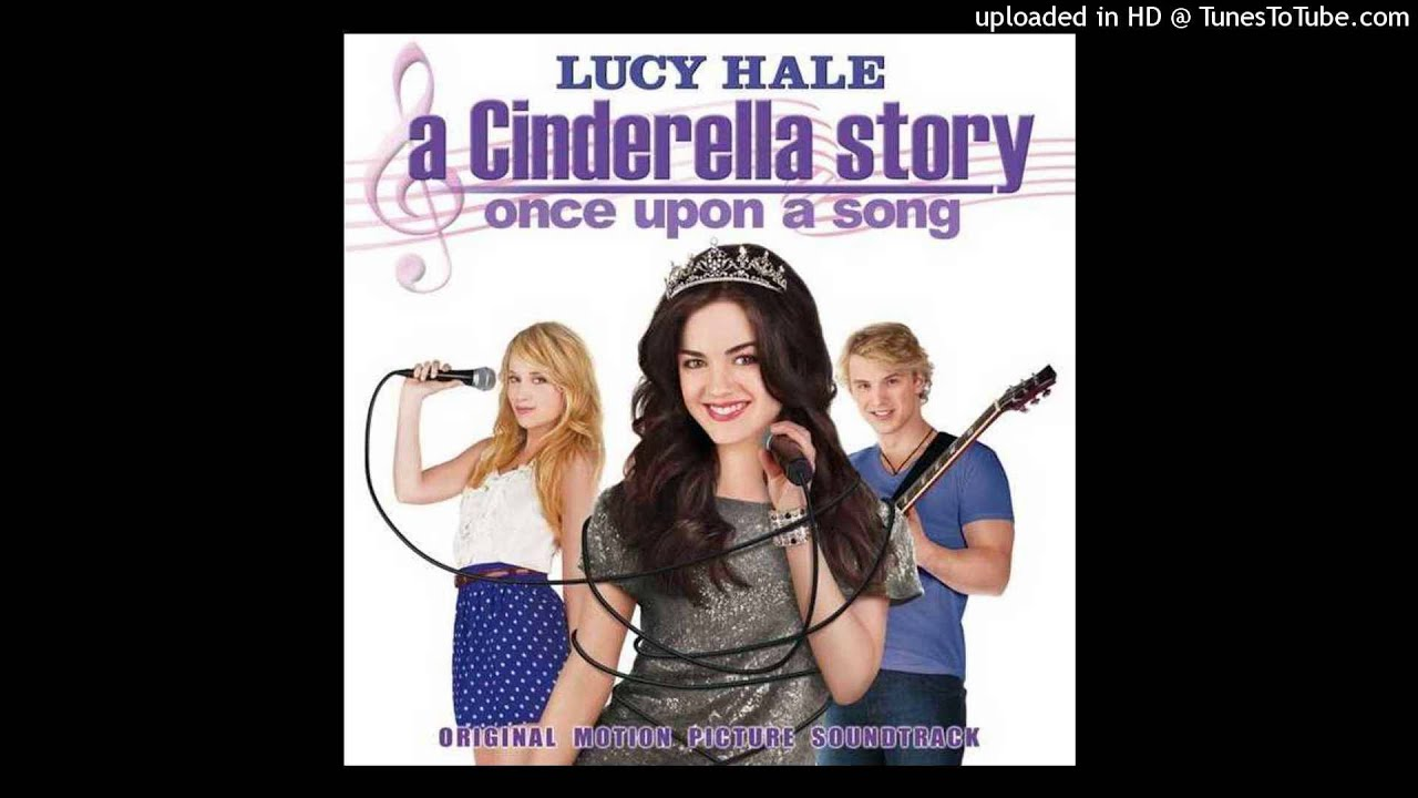 Lucy Hale Make You Believe (A Cinderella Story: Once Upon ...