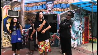LOST TRIBE - ILAW NG TAHANAN - OFFICIAL MUSIC VIDEO 2012