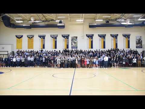 Yuma Catholic High School Fight Song 2017